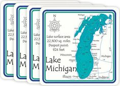 canadohta lake coasters