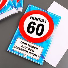 Einladungen Zum 60 Geburtstag Kostenlos Ausdrucken ...