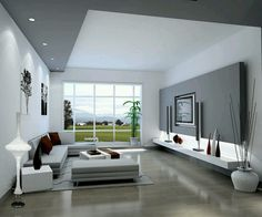 Modern Living Room and Interior Design Ideas for Urban Lifestyle ...