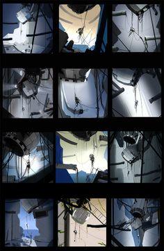 Portal 2 - Concept Art