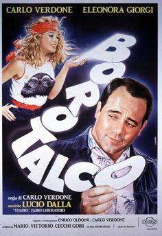 """SCRIVOQUANDOVOGLIO: ESCE AL CINEMA IN ITALIA """"BOROTALCO"""" (22/01/1982)"""