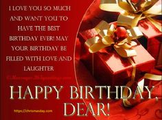 Birthday Wishes On Christmas Day Quotes For GirlFriend Girlfriend Quote Of The