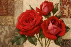 Цветы художника Игоря Левашова. Обсуждение на LiveInternet - Российский Сервис Онлайн-Дневников