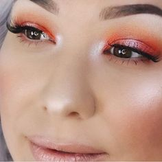 Did you catch this Peach Spotlight look on our channel?  see the full tutorial at YouTube.com/PhoenixCosmeticsTV Makeup Tutorials, Spotlight, That Look, Channel, Peach, Make Up, Rings, Youtube, Ring