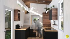 THE ATELIER PRAXIS TINY HOUSE BY MINIMALIST