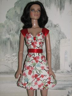 OOAK doll clothes for 22 Tonner American Model  by dollsewchic, $15.00