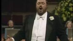 Luciano Pavarotti: E lucevan le stelle - YouTube