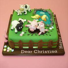 Farm Yard Fun - Cakes 4 Fun cakes and cake decorating