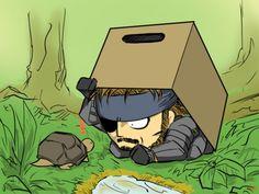 Metal Gear Solid Enemy Alert