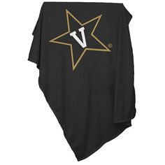 Vanderbilt Commodores Sweatshirt Blanket Throw