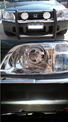 1997 - 2001 Honda CR-V E46 Bi-Xenon Cayenne HID Retrofit Car Restoration, Honda Crv, Car Goals, Gen 1, Cr V, Mk1, Car Accessories, Mazda, Cars And Motorcycles