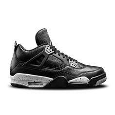 38596e64ee8 Air Jordan 4 Oreo (Black Black-Cool Grey)