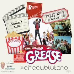Grease en el #cineclubtuitero