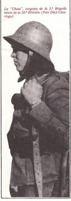 Guerra Civil – Milicianas XVI | II República Española