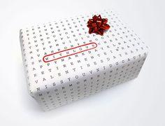 Universal-Geschenkpapier