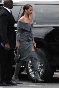 Strój, dzięki któremu Rihanna wróciła jako najlepiej ubrana gwiazda