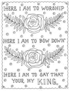 The Fetish Coloring Book . 30 Elegant the Fetish Coloring Book . Bible Verse Coloring Page, Coloring Book Pages, Printable Coloring Pages, Coloring Sheets, Scripture Art, Bible Art, Bible Verses, Bibel Journal, Beautiful Words