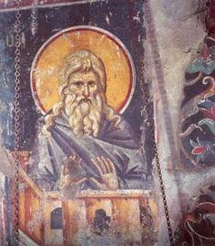Tempera, Fresco, Church Interior, Byzantine Icons, High Art, Orthodox Icons, Mural Painting, Sacred Art, Holi