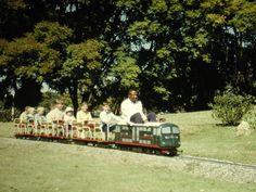 Train ride at Greenwood Park, Salisbury