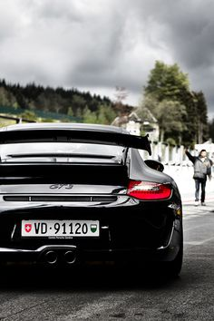 Porsche GT 3 - no matter what angle the photo is being taken, this model is simply way to well designed