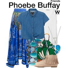 Image result for Phoebe buffay outfit