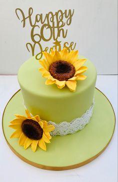 Vintage Cupcake, 60th Birthday Cakes, Desserts, Food, Tailgate Desserts, Deserts, Essen, Postres, Meals