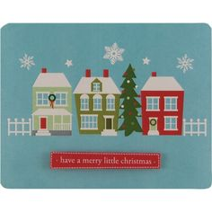Hometown Greetings Small Holiday Cards - Holiday Cards - Holiday Collection