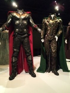 Thor(2011) Costumes Designed By Alexandra Byrne
