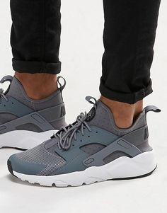 nike air huarache run ultra damen schwarz