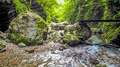 Am Kozjak-Wasserfall Bohinj, Seen, Water, Outdoor, Volcanoes, Vacation Travel, Campsite, Travel Report, National Forest