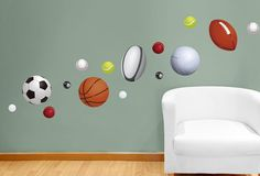 Packaged size: x (separate balls and position to your preference) Colours: As per picture Twiggy, Separate, Colours, Sports, Home Decor, Hs Sports, Decoration Home, Pull Apart, Room Decor