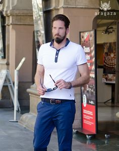 camisas polo... #summerlook http://www.aragaza.com/camisas