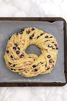 Angelica salata lievitata - Ricetta Angelica salata