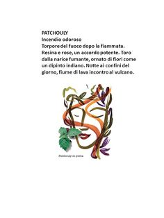 ETRO EDT PATCHIOULY