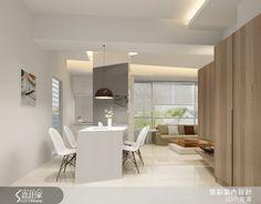 王立崢&京彩室內設計團隊 | 設計家 Searchome - 華文最大室內設計社群平台