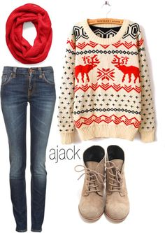 """Merry Christmas!"" by ajack5591 on Polyvore"