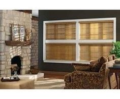 Protect the interiors with the fine crafted custom Real Wood Blinds Canada