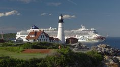 Portland Headlight & Norwegian Gem - 25 Juin 2015 | par Lentille100