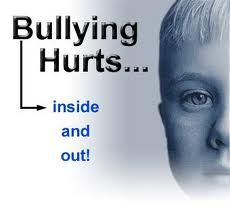 October is Bully Prevention Month.  We need this every day of our lives.
