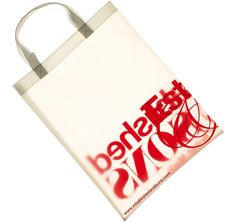 Promotional carrier bag by Progress Packaging