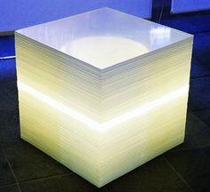 Cubo Luce #Madeinfusina