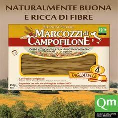 #Tagliatelle all'uovo di Marcozzi di Campofilone Qm.  Sono prodotti con grano macinato. Hanno un colore bruno e un sapore intenso .