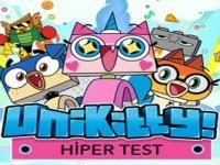 Unikitty Hiper Testiunikitty Hiper Testi Oyununikitty Hiper Testi