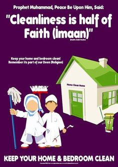 benefits of cleanliness in islam