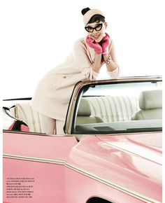 f(x) Sulli and Victoria - Vogue Girl Magazine March Issue & Sulli Choi, Girls Magazine, Korean Fashion, Vogue, Victoria, March, Style, K Fashion, Swag