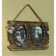 Image result for horseshoe picture frames