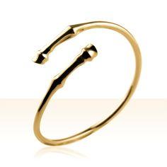 Bracelet Plaqué Or JONC SABOTS CROISES | BIJOUX EQUESTRES | EQUITATION | CHEVAL | MADILAR