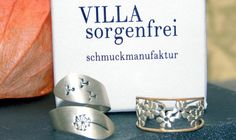 {#bb2g} Wunderschöner Schmuck aus der Villa Sorgenfrei | Mimo's Welt