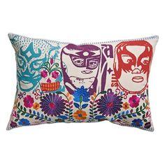 Mexico El Santo 30x50cm Cushion Cover