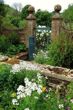 "outdoormagic: "" Garden at Snowshill Manor by Jayembee69 on Flickr. """
